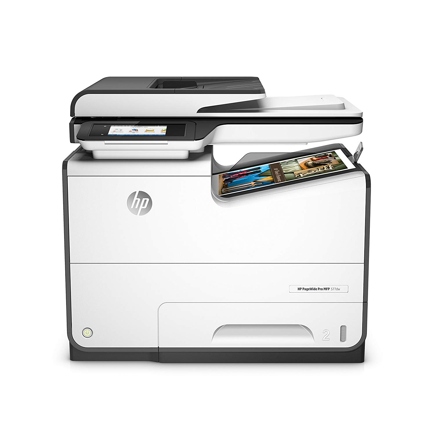 HP Page Wide Pro 577dw Color Multi function Business Printer/DW