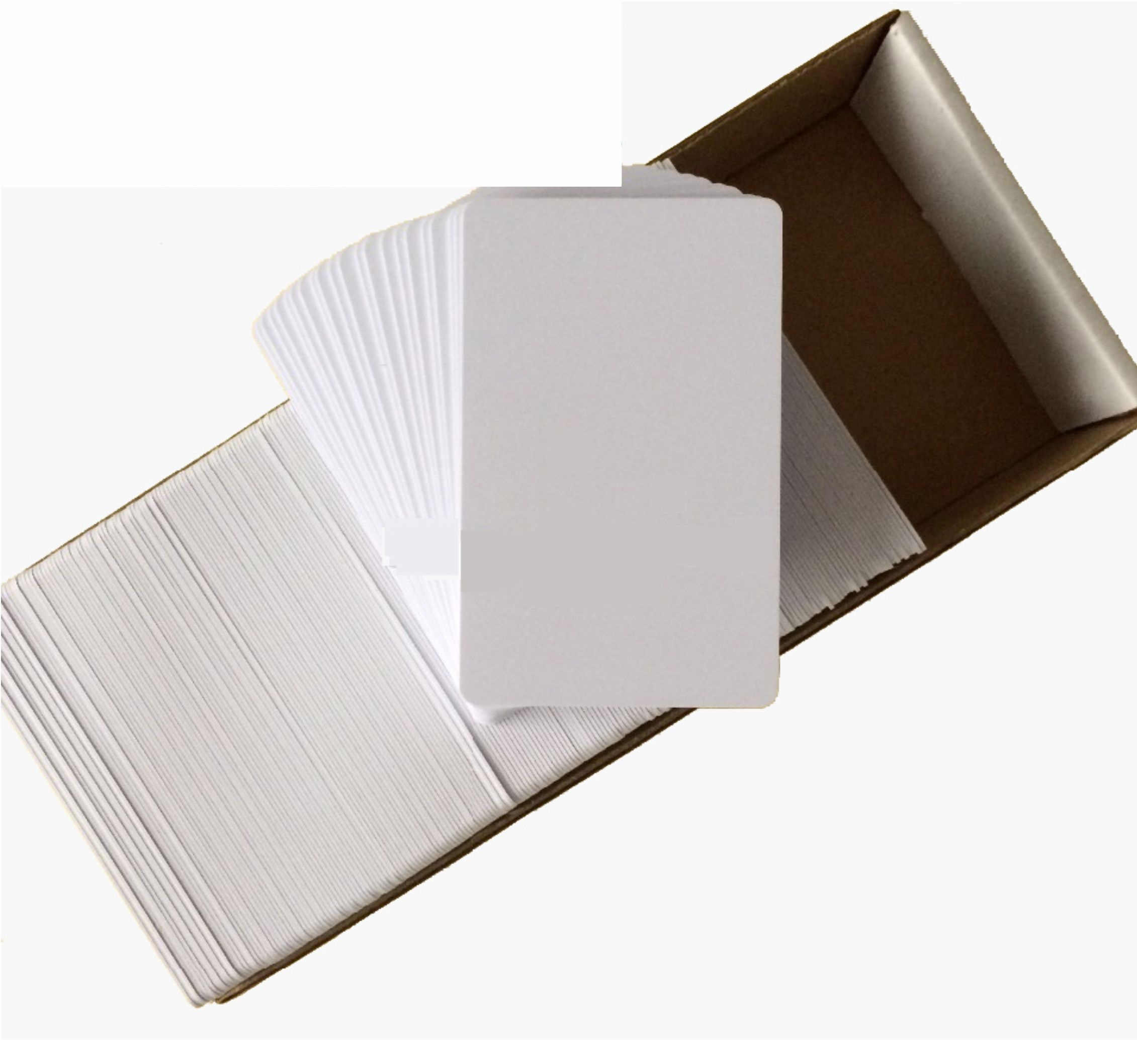 DDS THERMAL PVC CARD FOR ALL THERMAL PRINTER 250 PCS BOX